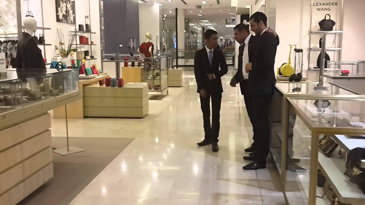 The New Lanvin Shop –  Saks Fifth Avenue (Bahrain)