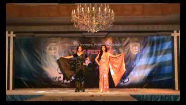 Assamese fashion show in Kuwait