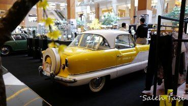 360 Mall Kuwait Classic Cars