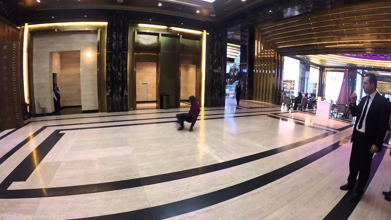 Kuwait Mall bboyin