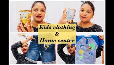 Kids Spring Clothing Haul Boys || Center Point kuwait || Home Center Haul || 2018