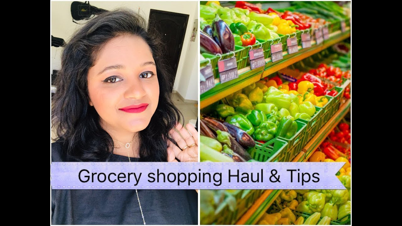 Cost Of Grocery In KUWAIT | Grocery Expenses Tips & Tricks | Fridge Organization / Kitchen Storage