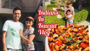 Kuwait Lifestyle Vlog || Morning Motivation / Fahaheel Beach Kuwait / Healthy Lunch Recipe