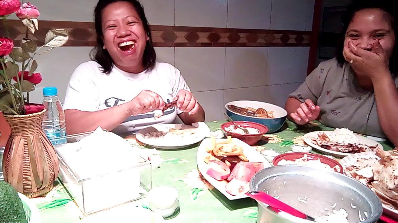 NAG FOOD TRIP PERO SI BOSING NAGPAPANDIN/BUHAY OFW SA KUWAIT