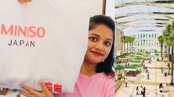 Indians In Kuwait : Avenue Mall / Miniso, H&M Shopping Haul || Miniso Bad experience + Tips to shop