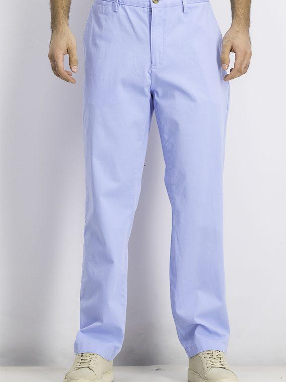 Mens Four-Way Stretch Pants Pale Ink Blue