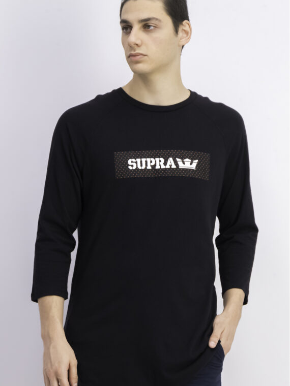 Mens Logo T-Shirt Black