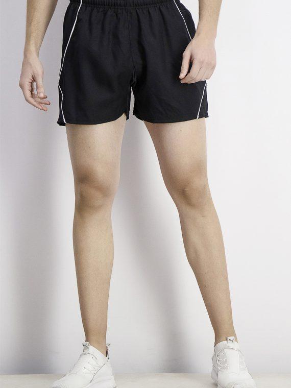 Mens Pull-On Short Black