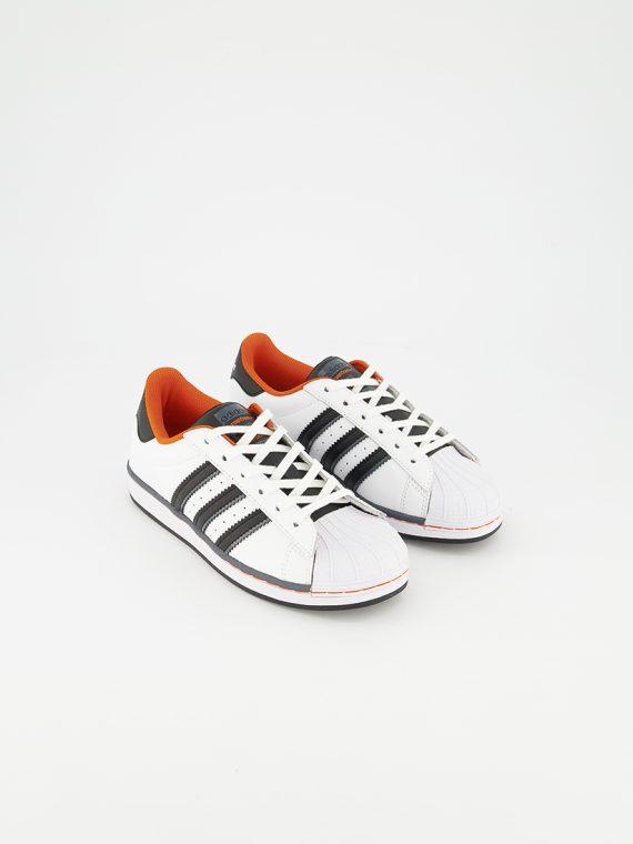 Unisex Super Star Shoes White/Black