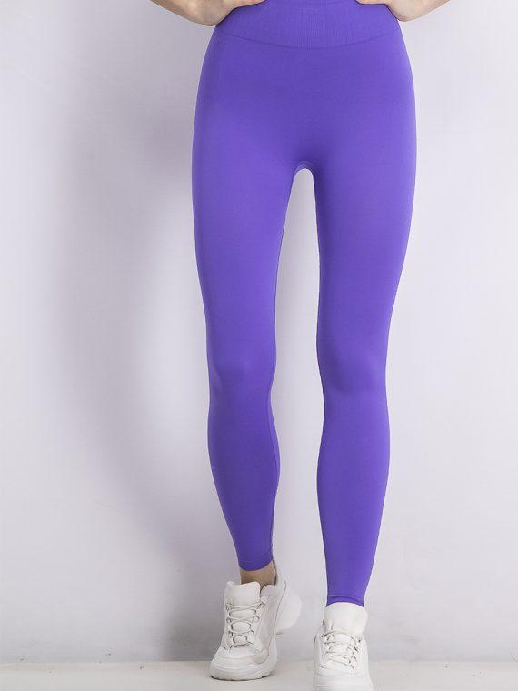 Womens Leggings Sportswear Purple