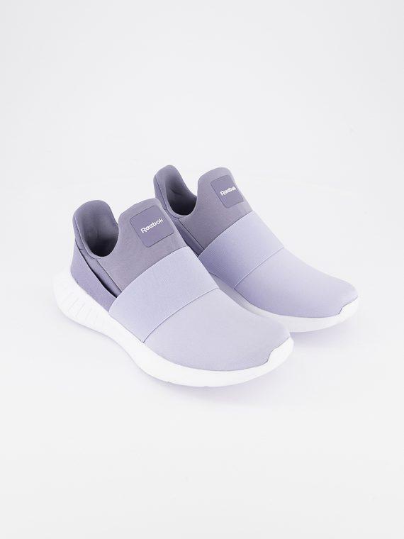 Womens Lite Slip On Running Shoes Viohaz/Wildli/White